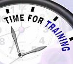 Hora do treino